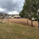 Laser Level – Netball Courts, Soccer Fields and Tennis Courts